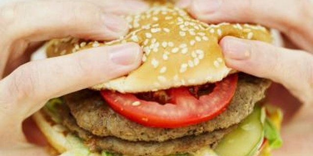 How Have the Serving Sizes of Fast Food Changed?