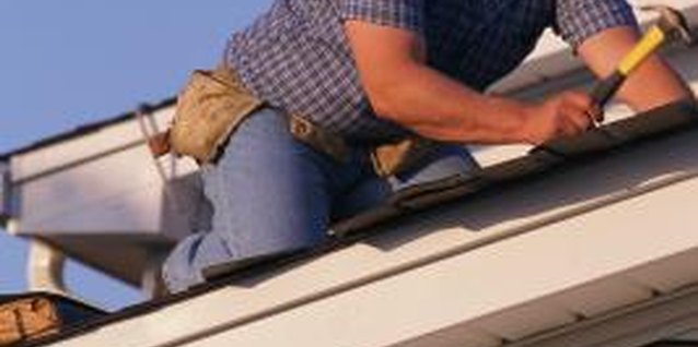 Fix roof leaks before they get worse and cause more costly damage.