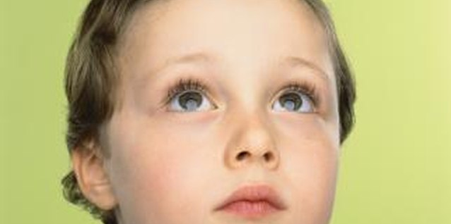 Your child may be stimming when he stares off into space.
