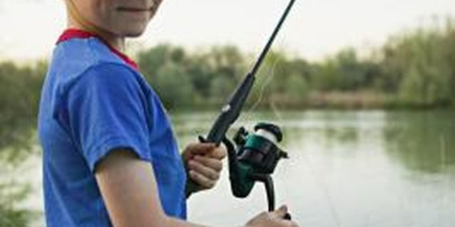 Take your toddler fishing at one of Raleigh's state parks.