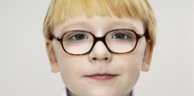 Glasses can be cool -- even for kids!