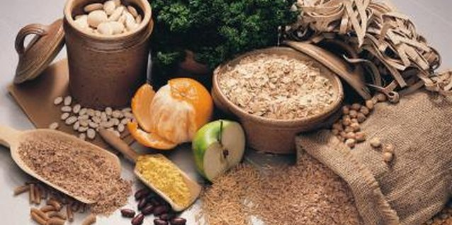 Choose whole grains over refined grains to boost your fiber intake.