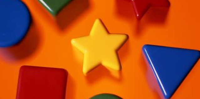 Children Games That Teach Shapes