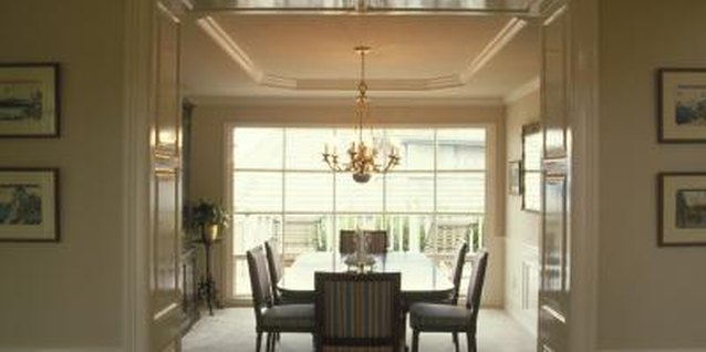 A perfect dining room is attainable with simple updates.