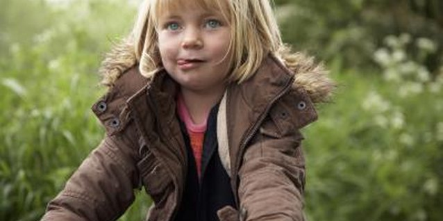 A balance bike is a safe introduction to the world of cycling.