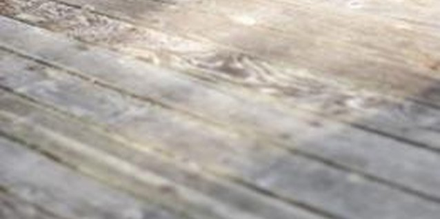 How to Remove Old Deck Boards