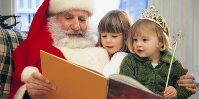 Ideas for Children's Activities With Santa at Christmas