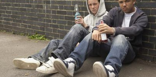 Drinking alcohol creates serious risks for rebellious teens.