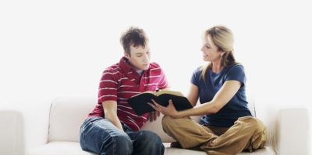 Sharing the gospel with a teen is easier if you have a trusting relationship with him.