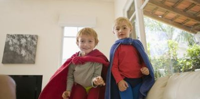 Super Hero Activities for Children