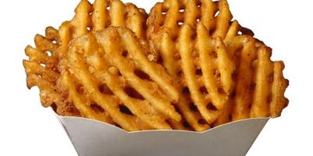 How to Cook Waffle Fries in a Toaster Oven