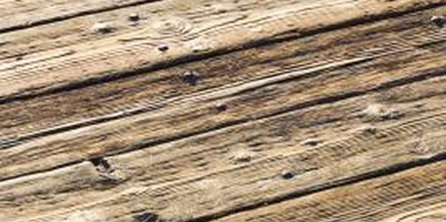 A power washer may be too aggressive for some wooden surfaces.