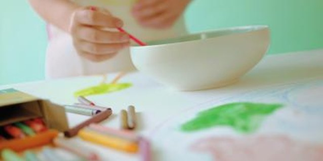 Stamping With Toddlers