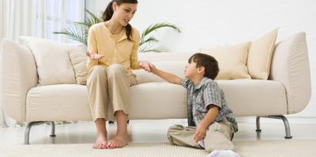 How to Help Your Son Deal With a Father's Rejection