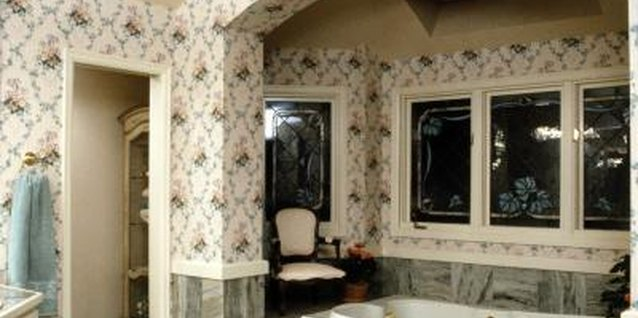 Waterproofing your wallpaper prevents lifting and wrinkling.