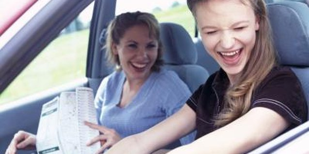 The benefits might outweigh the disadvantages of teens driving to school.
