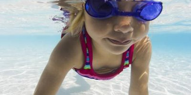 How to Teach a 5-Year-Old to Swim