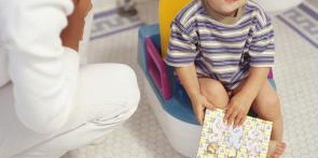 Potty training your special needs child takes extra patience.