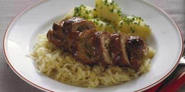 Can I Cook Pork Chops and Sauerkraut in a Slow Cooker for 24 Hours?
