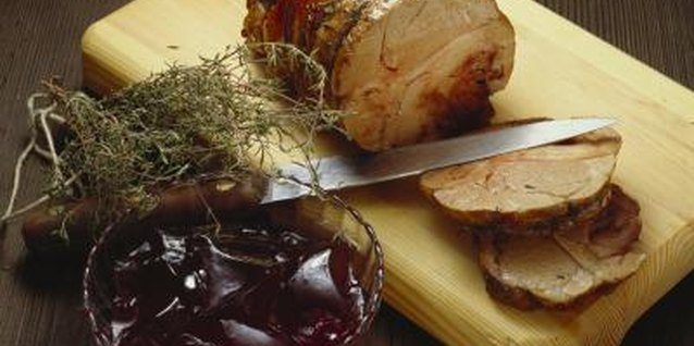 Center cut loin roast is a lean, flavorful cut to roast.