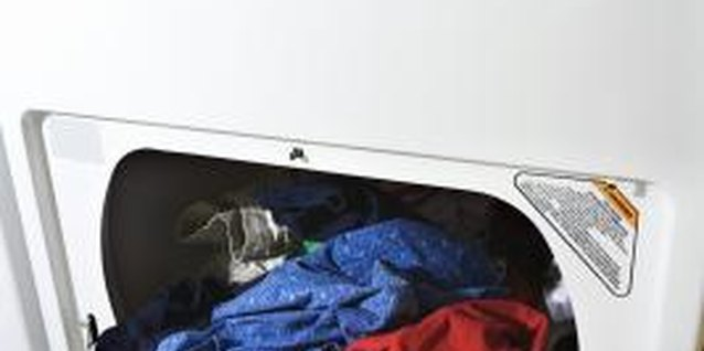 Clothes dryer problems are easily diagnosed and repaired by most DIY persons.