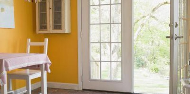 How to Fix a Double Door That Will Not Close Tightly