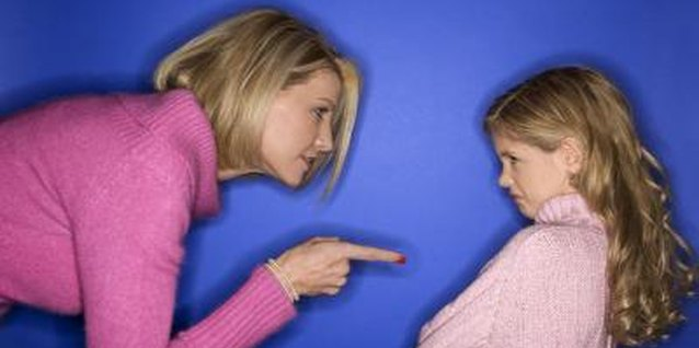 What Effects Does Cursing at Your Children Have on Them?