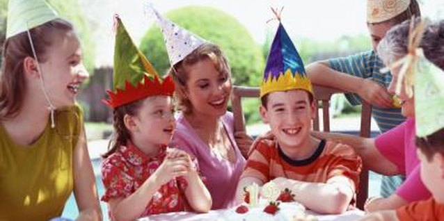 Forcing adult guests to wear party hats is a definite no-no.