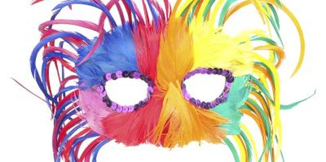 Brazilian Carnival Crafts for Kids