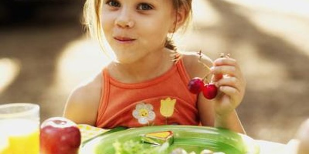 Kids love food that looks pleasing and tastes yummy.