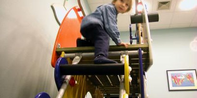 How to Make an Indoor Climbing Area for Toddlers
