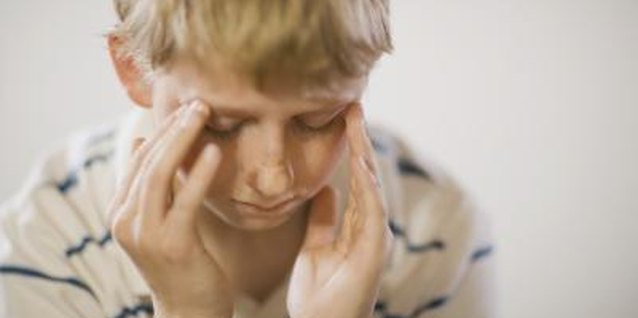 Children with OCD often experience distress if their parents interrupt their ritualistic behavior.