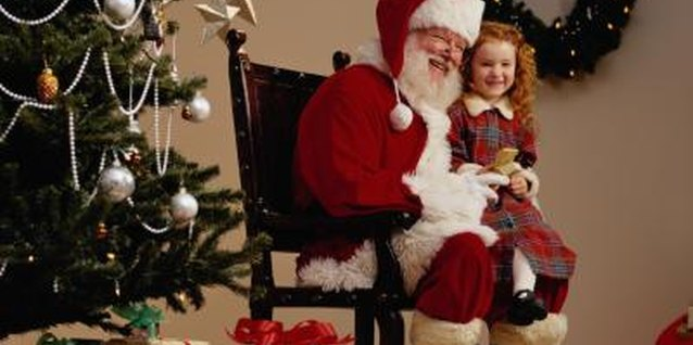 Special family events take place in Lansdale throughout the year, like visits with Santa.