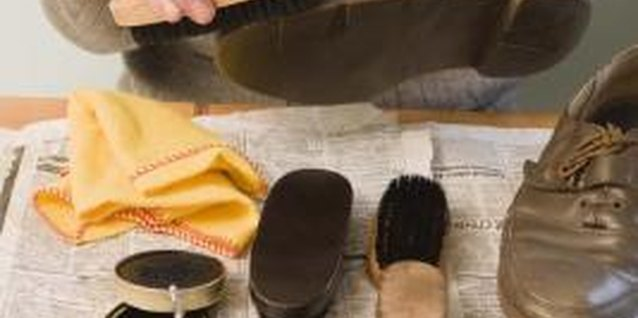 How to Give Your Shoes a Professional Shine
