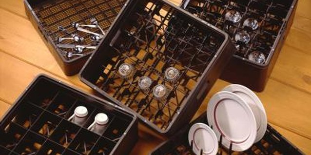 Dishwashers are key members of a food service team.