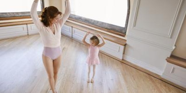 Exercising with your preschooler not only sets a good example, it is so much fun!