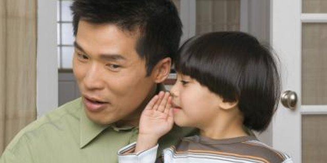 The more effectively you listen to your child, the more effectively he likely will learn to listen.