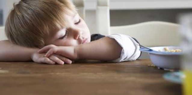 Scheduled nap time benefits preschoolers in many ways.