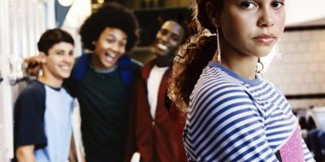 What Causes Teens to Be Bullied at School?