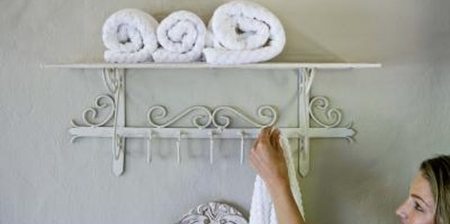 How to Decorate With Wall Hooks