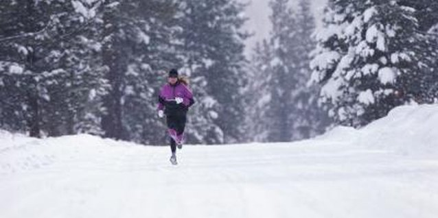 Is Jogging in the Cold Bad for You?
