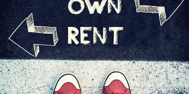 Buying vs. Renting: A Pro's and Con's List