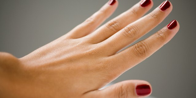 Gel and shellac manicures may not be as awesome as you think.