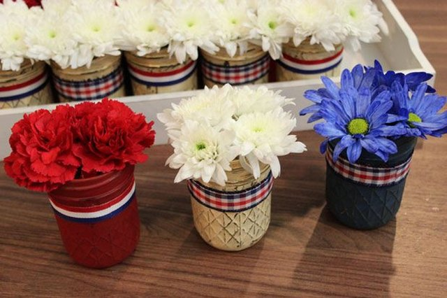 Style them into stunning centerpieces