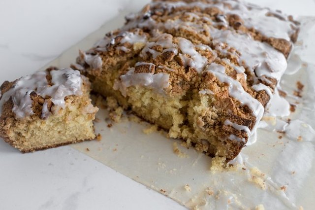 Cinnamon Toast Crunch Coffee Cake