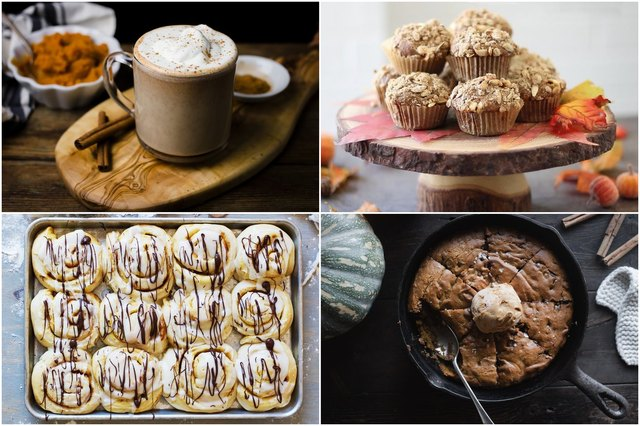 10 Pumpkin Spice Recipes to Try This Fall