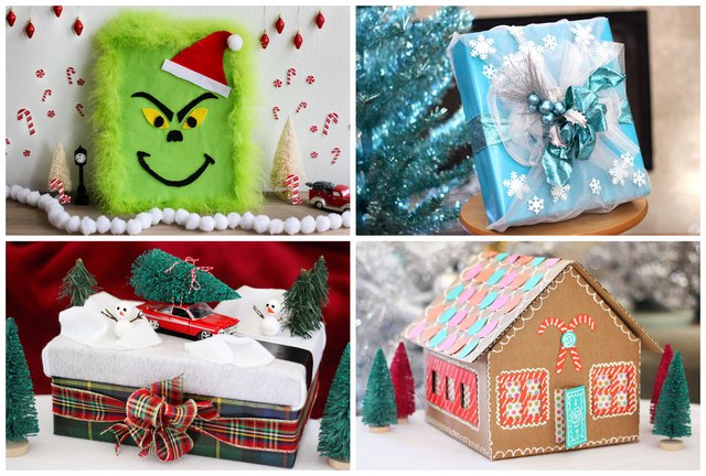These 12 Crafty DIY Gift Wrapping Ideas Will Shock Your Guests