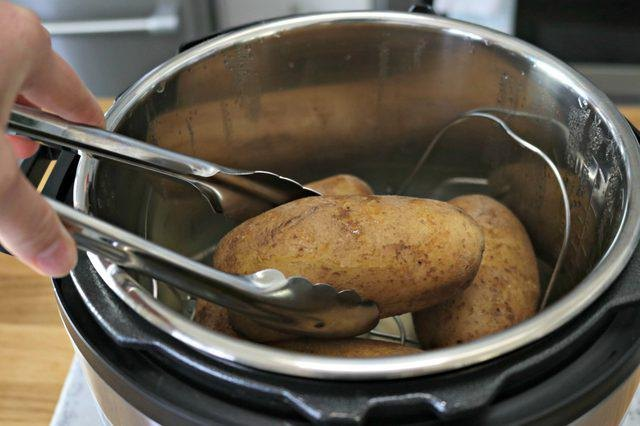 Instant Pot Baked Potato