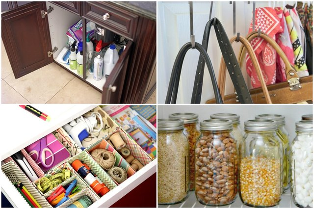10 Stay-At-Home Organizing Projects to Finally Tackle
