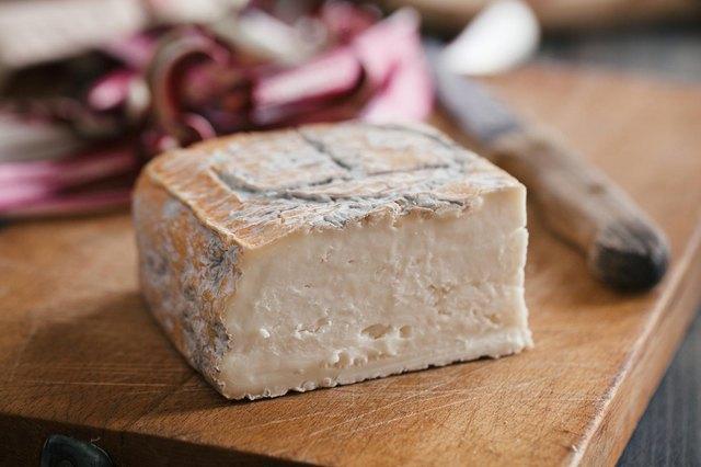 Italian unpasteurized cheese